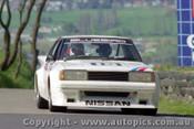 83792 - George Fury / Gary Scott Nissan Bluebird Turbo  -  Bathurst 1983 - Photographer Lance J Ruting