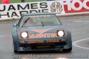 83795 - Murray Carter / David Clement  Mazda RX7 -  Bathurst 1983 - Photographer Lance J Ruting