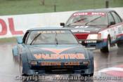 83796 - Murray Carter / David Clement  Mazda RX7 -  Bathurst 1983 - Photographer Lance J Ruting