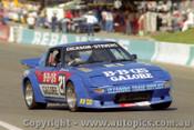 83800 - Ron Dickson / Bob Stevens  Mazda RX7 -  Bathurst 1983 - Photographer Lance J Ruting