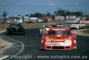 82065 - Peter Brock  - Chev Monza - Calder 1982  - Photographer Darren House
