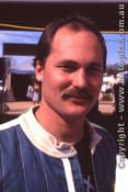 89838  - Roger Hurd -  Bathurst 1989 - Photographer Ray Simpson
