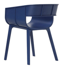 Maritime Chair from Casamania now in Blue