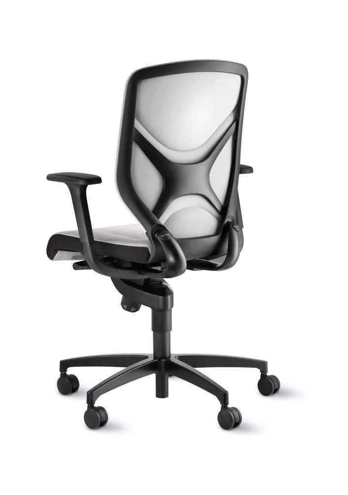 wilkhahn in office task chair. Black Bedroom Furniture Sets. Home Design Ideas
