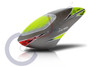 "Canomod ""TATTOO"" Airbrush Fiberglass Canopy - GAUI X2 / 255"