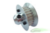 SAB NEW Heavy-Duty Tail Pulley Upgrade 27T [H0102-S] - Goblin Helicopters