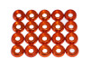 Lynx CNC Frame C Washer M3 (20pcs) - ORANGE
