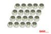 GAUI Nylon Lock Nut (N3x5.5L) 20pcs 810003 - GAUI X3 / NX4 / X4II / X5