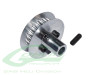 SAB Aluminum Tail Pulley Z21 [H0230-S] - Goblin 500