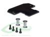 Carbon Fiber Gyro Sensor Support [H0224-S] - Goblin 500/570