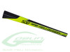 Carbon Fiber Tail Boom Yellow/Black [H0278-S] - Goblin 500
