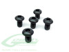 DIN 12.9 Button Head Socket Cap M3x4 (5pcs) [HC038-S] - Goblin Helicopters