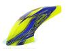 SAB Canomod Airbrush Canopy YELLOW/BLUE - GOBLIN 630 / 700 / 630 Comp