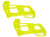 LYNX Ultra Main Frame Set G10 2mm (2pcs) YELLOW - GOBLIN 500