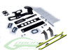 SAB Goblin 700 Competition Main Frame Conversion Body Kit - CK702