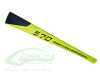 SAB Carbon Fiber Tail Boom Yellow [H0300-S] - Goblin 570