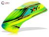 CANOMOD Shrek Airbrushed Canopy - GAUI X4 II