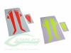 SAB Landing Gear and Fin Sticker Set - Goblin 380