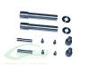 SAB Steel Spindle Shaft (for HPS2 / HPS3) - Goblin Urukay/630/700/770/Competition/Speed