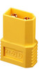 Amass Gold Plated XT60-D Adapter (XT60 Male -T Plug Famale) (1pc)