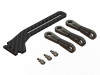 LYNX Swash Plate Guide / Servo Rod Spare, Set - GOBLIN 380