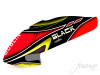 Fusuno Racetrack Airbrush Fiberglass Canopy Goblin Black Nitro