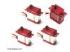 BK Micro HV Servo DS-3002HV+DS-3005HV (4 PACK COMBO) - Goblin Fireball / Comet / Oxy 3