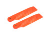 OXY4 Tail Blade 62mm - NEON ORANGE