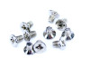 GAUI X5 COUNTERSUNK SCREW - SILVER (M3X5) X 10 PCS G-208854