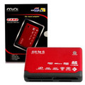 USB 2.0 Mini High Capacity All in 1 Card Reader