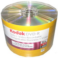 Kodak Pack of 50 DVDs - 16X
