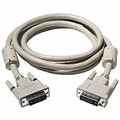10 ft. (3m) Single Link DVI-I Cable (M/M) - 4.95 Gbps -