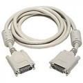 16.5 ft. (5m) Dual Link DVI-D Cable (M/M) - 9.9 Gbps - Beige -
