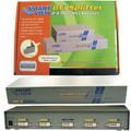 4 Way DVI Splitter-Resolution 1600 x 1200 @ 60Hz