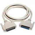 50' (DB25 M/F) IEEE 1284 Extension Cable