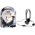 Icon Stereo Headset with Flexible Boom Microphone