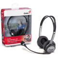 Genius Stereo Headset with Noise-Cancelling Microphone\t