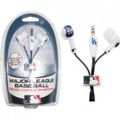 iHip MLB Team Logo Earphones - L.A Dodgers
