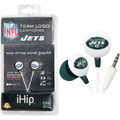 iHip NFL Team Logo Earphones - New York Jets