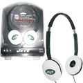 iHip NFL Team Logo DJ Style Headphones - New York Jets