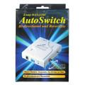 2 Way IEEE 1284 Auto Switch - Bi-directional & Reversible