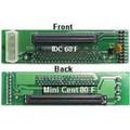 80 Pin Half-Pitch Centronics to IDC68F - LVD 320