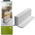 Belkin Compact Surge Protector - $200,000 Warranty<BR>8 Outlets, 2130 Joules, 4' Cord<BR>