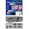 8 Way VGA Splitter-High Resolution 2048 x 1536 - 400 MHz