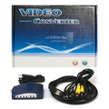 Composite and S-Video to VGA Conversion Box