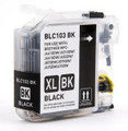Brother LC103 Black Ink Cartridge High Yield - New compatible