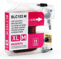 Brother LC103 Magenta Ink Cartridge High Yield - New compatible