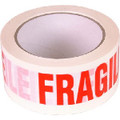 Fragile Printed Tape - 48mm x 66m