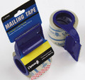 Clear Packing Tape w/ Disp. Dispenser - 48mm x 20m