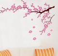 Plum Flower Wall Decals